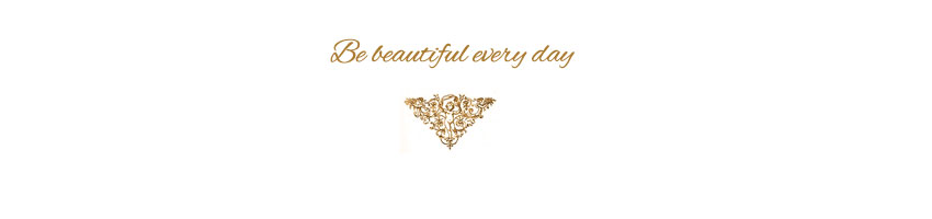 Be Beautiful every day